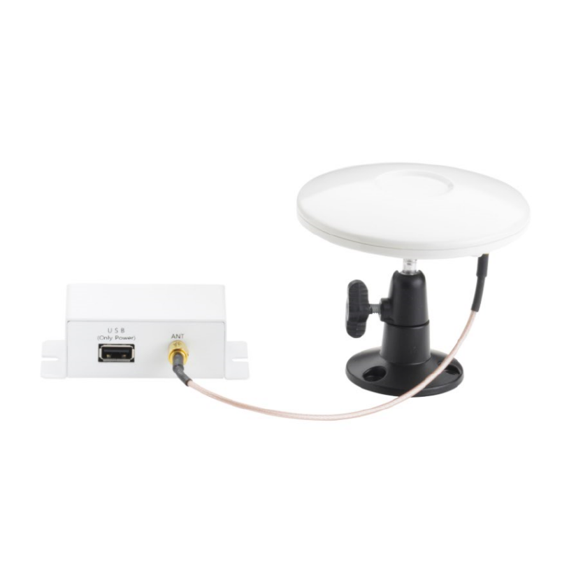 IndoorPlus RTLS Hardware Directional Antenna PEOPLE AND TECHNOLOGY Beacon RTLS and Indoor LBS