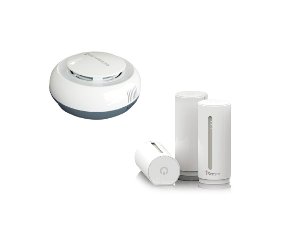 IndoorPlus RTLS Hardware Eco Sensor PEOPLE AND TECHNOLOGY Beacon RTLS and Indoor LBS